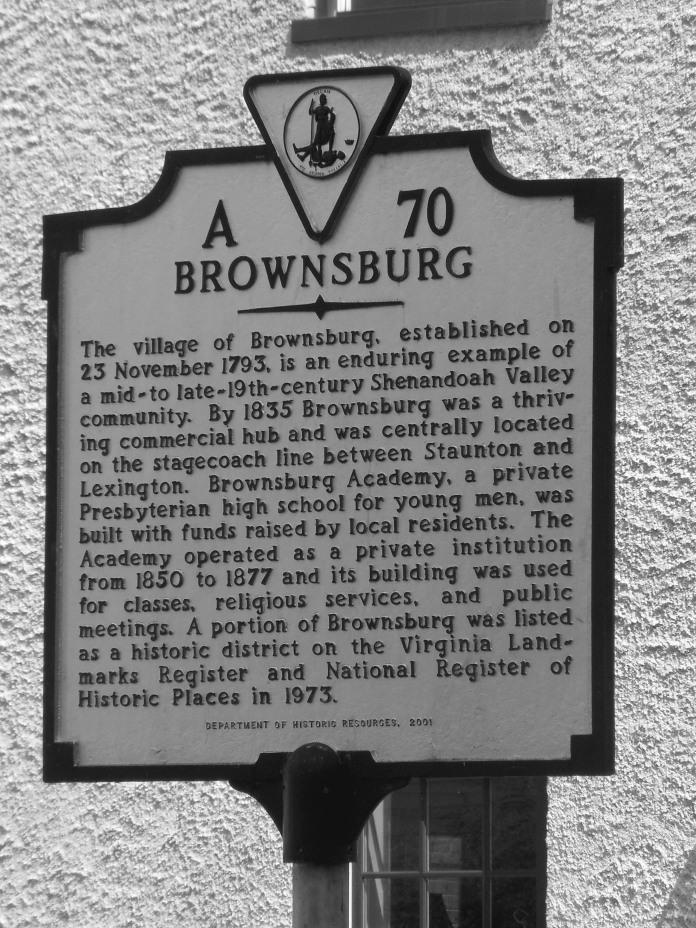 Brownsburg, Virginia