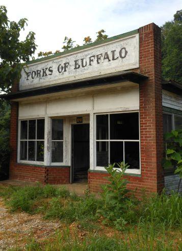 Forks of Buffalo