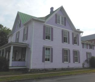 Purple House 1