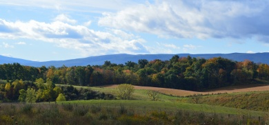 Augusta County, early October