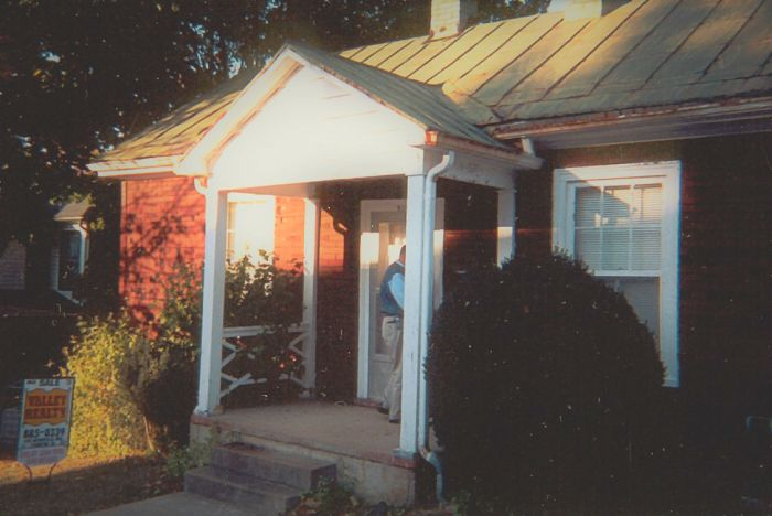 Trout House 2002